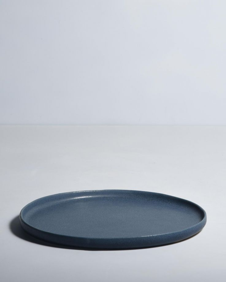 Macio Teller gross blau