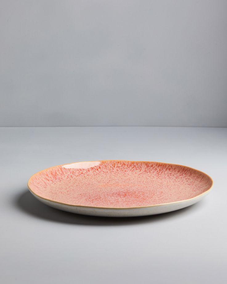 Areia Teller gross pink