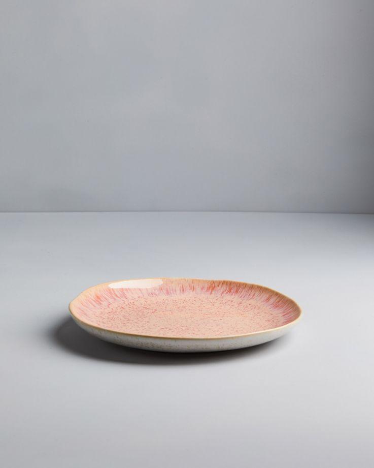 Areia Teller klein pink