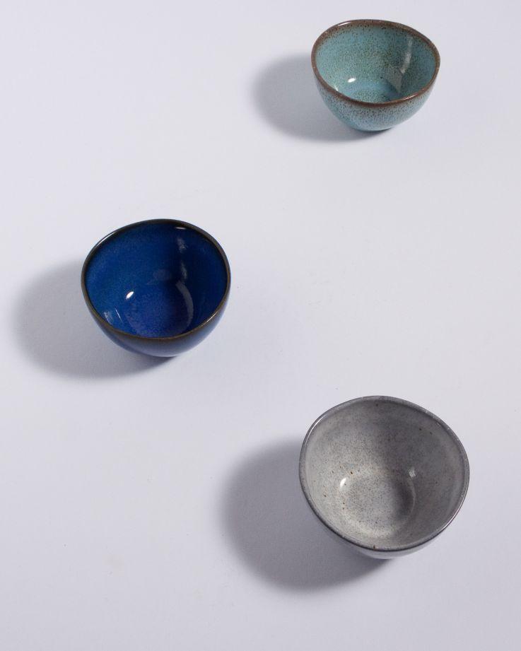 Mae Saucenschälchen dunkelblau