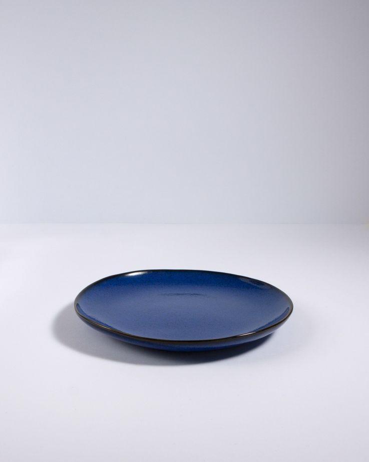 Mae Teller klein dunkelblau