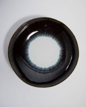 Alachofra Servierschale low schwarz 2