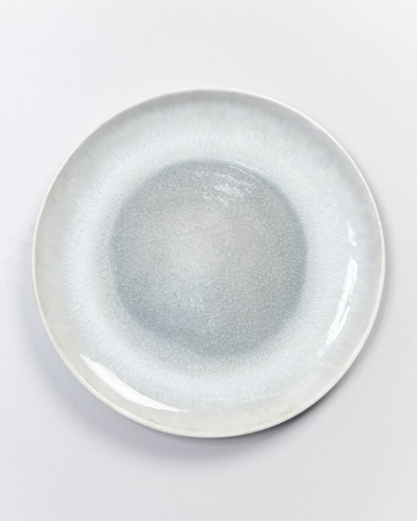 AREIA - Plate large grey 2