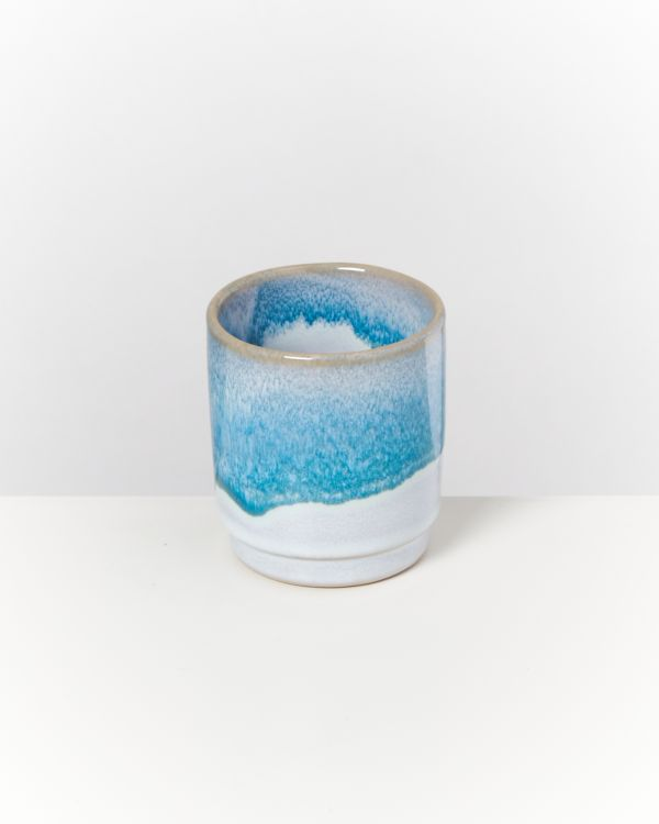 CORDOAMA - Set of 6 Cups aqua 2