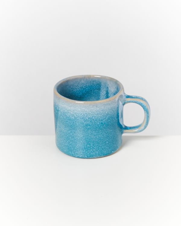 CORDOAMA - Set of 6 Mugs aqua 2