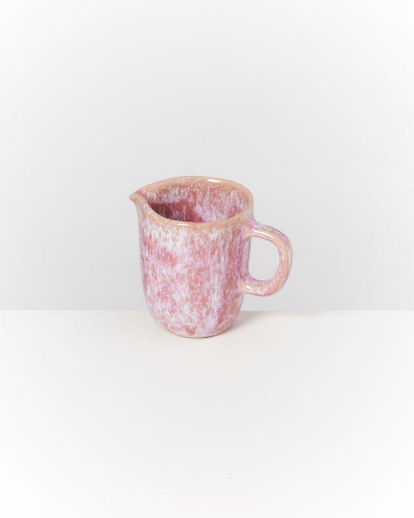 Cordoama Milchkännchen pink 2