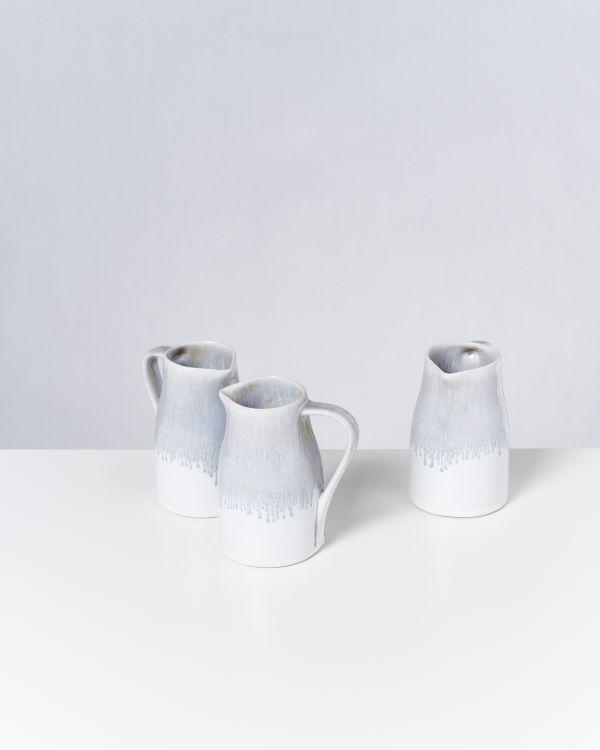 ALCACHOFRA - Milk Jug grey blue 2
