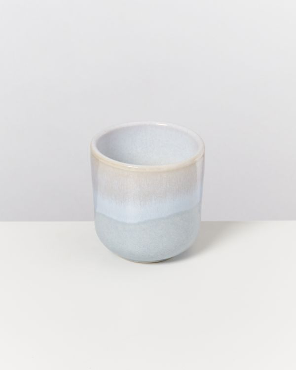 ALCACHOFRA - Set of 4 Cups small lightblue 2