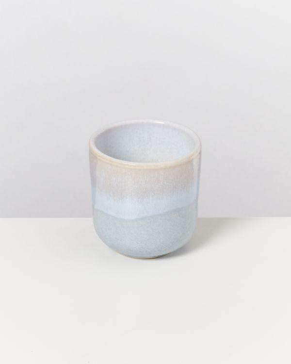 ALCACHOFRA - Set of 6 Cups small lightblue 2