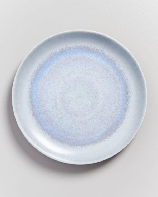 Alcachofra lightblue - Plate large 2