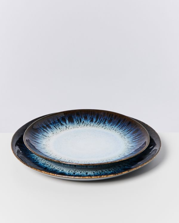 ALACHOFRA - Plate small black 2