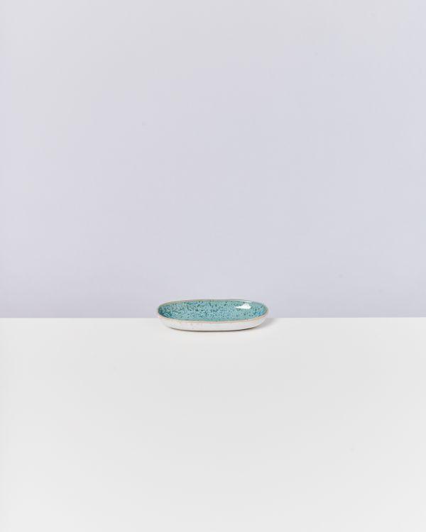 AREIA - Serving Platter S aqua 2