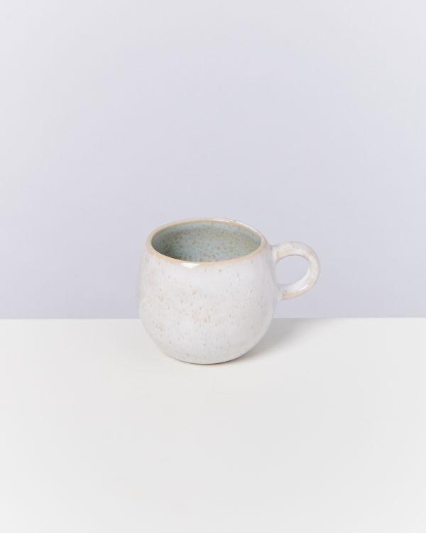 Areia 4er Set Espressotasse azur 2
