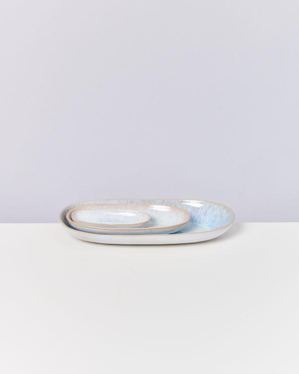 AREIA - Serving Platter S azure 2