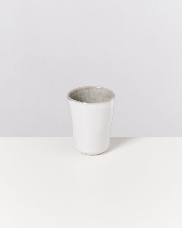 Areia 6er Set Espressobecher grau 2