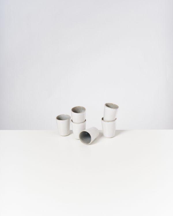 Areia Espressobecher grau 2