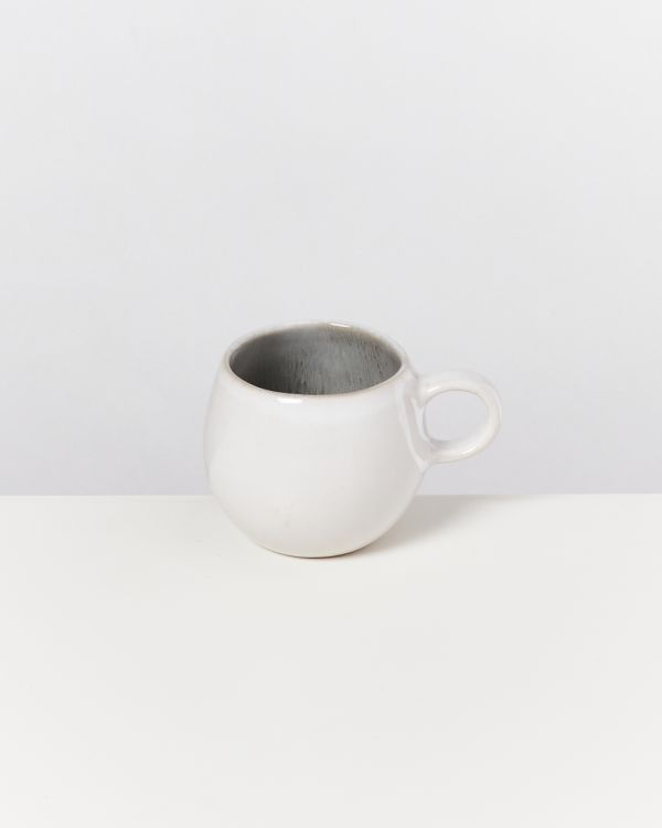 AREIA - Set of 4 Espressocups grey 2