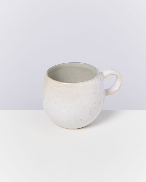 AREIA - Set of 4 Cups small grey 2
