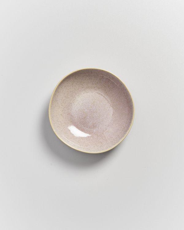 AREIA - Mini Plate deep mauve 2
