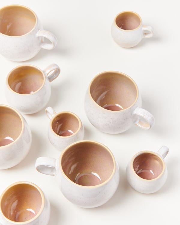 AREIA - Mug big mauve 2