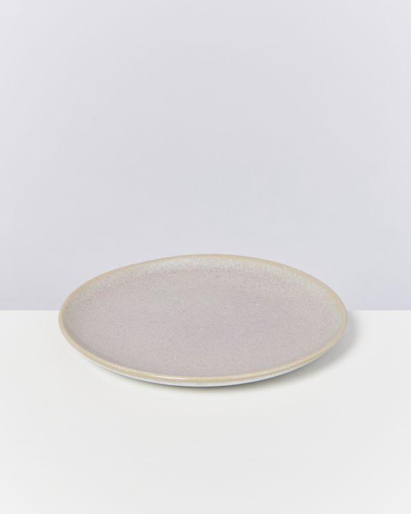 AREIA - Plate small mauve 2