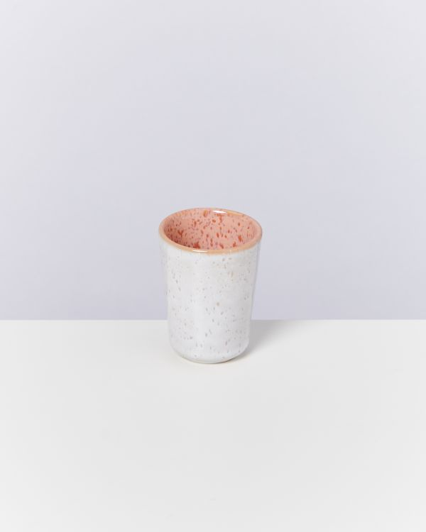 Areia 6er Set Espressobecher pink 2