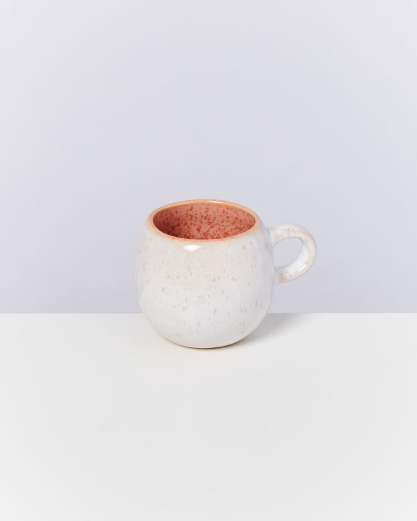 Areia 4er Set Espressotasse pink 2