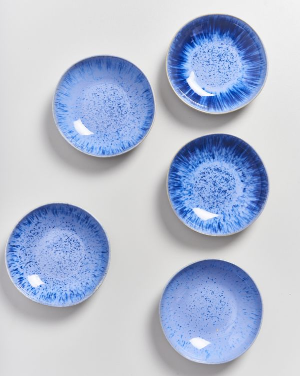 AREIA - Mini Plate deep royal blue 2