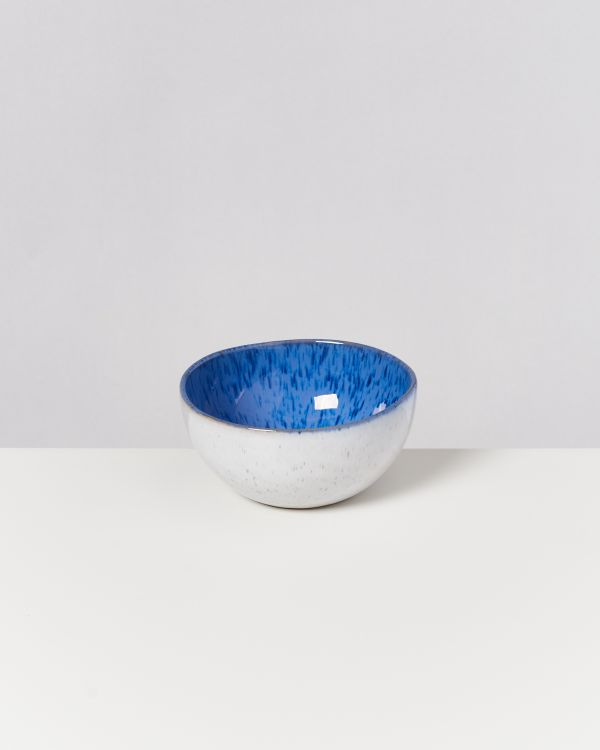 AREIA - Cerealbowl small royal blue 2