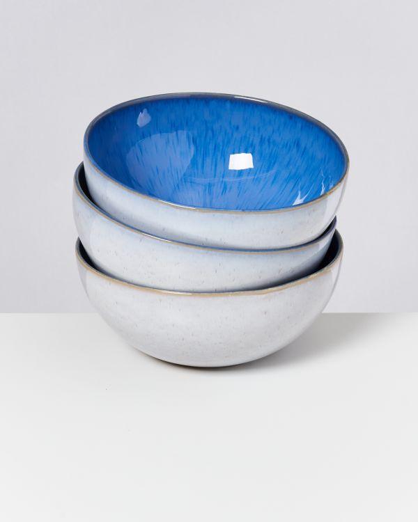 AREIA - Soupbowl royal blue 2