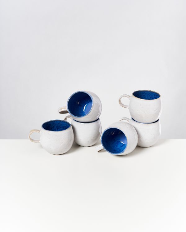 AREIA - Mug big royal blue 2