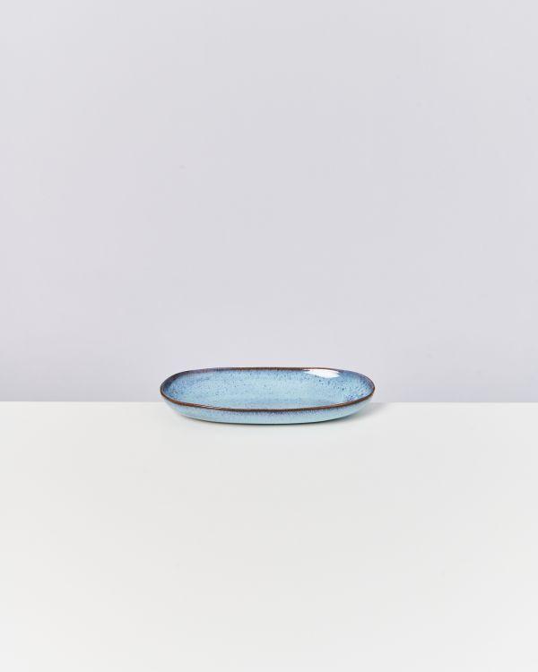 AREIA - Serving Platter M teal 2