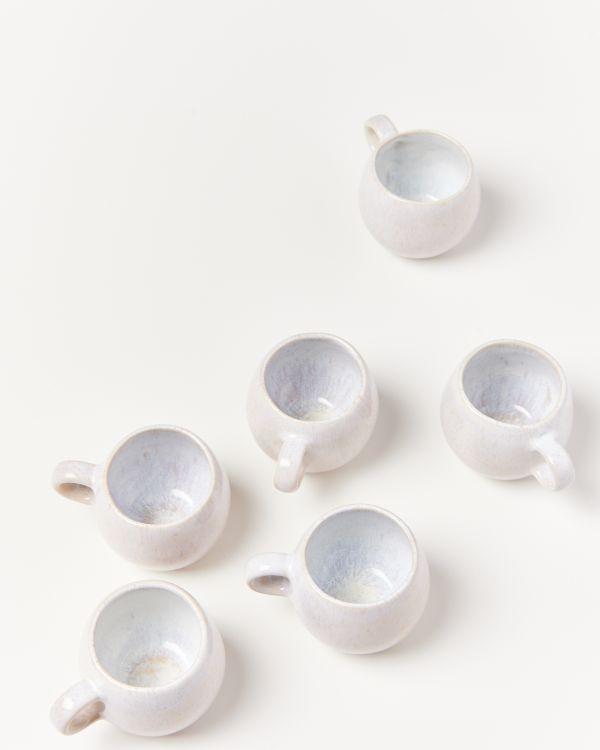 AREIA - Espressomug white 2