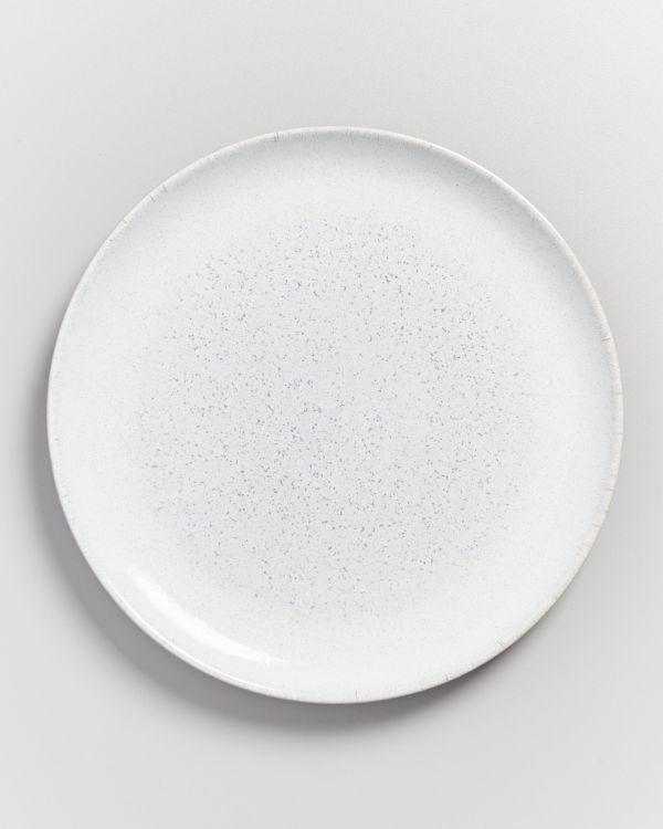 Areia Teller groß weiß 2