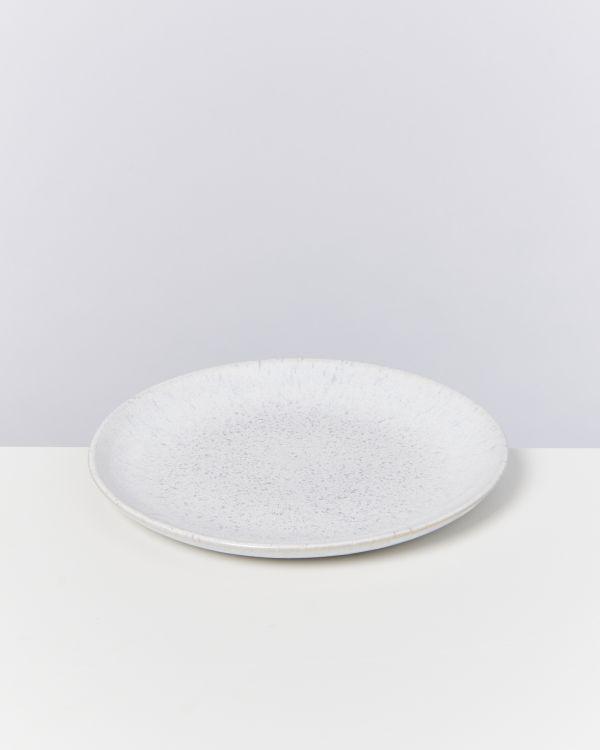 AREIA - Plate small white 2