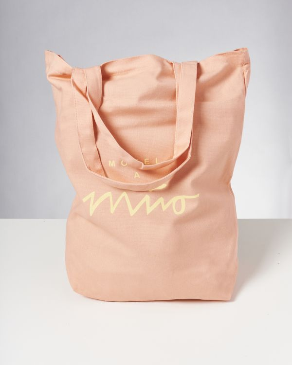 Beach Bag XL coral 2