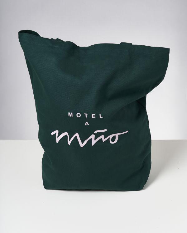 Beach Bag XL grün 2