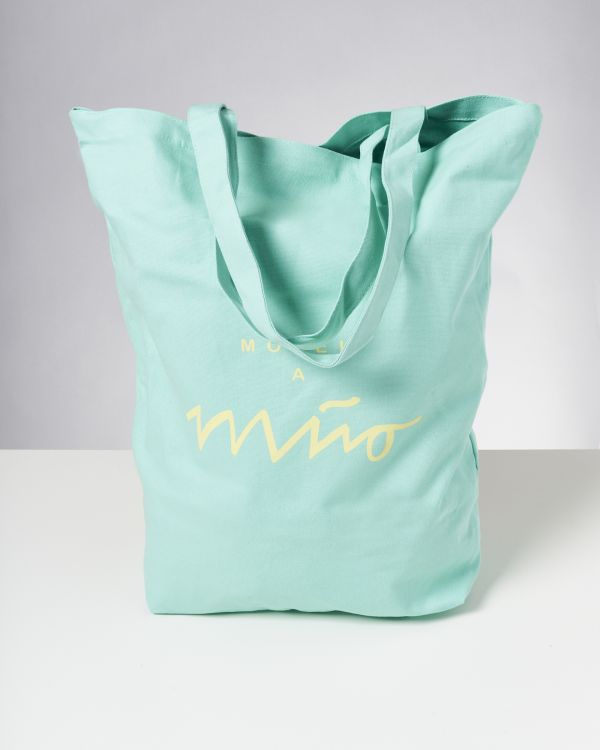 Beach Bag XL mint 2