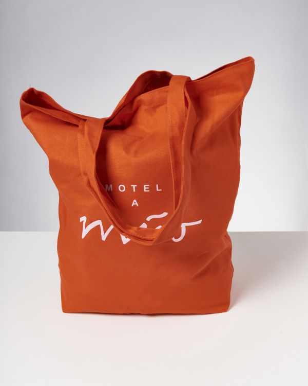 Beach Bag XL orange 2