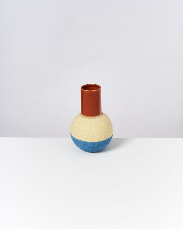 Bola M - copper yellow blue 2