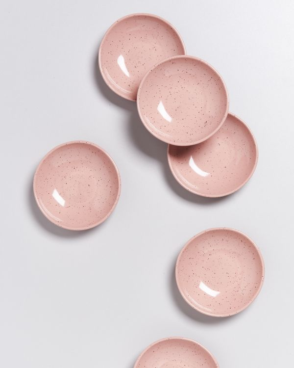 Colmo - Mini Plate deep dusty rose 2
