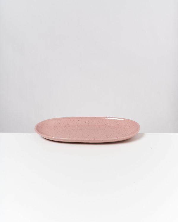 Colmo - Serving Platter L dusty rose 2