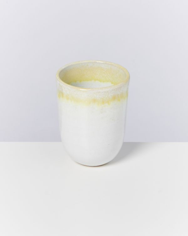 COPA ALTO - Set of 6 Cups big yellow 2
