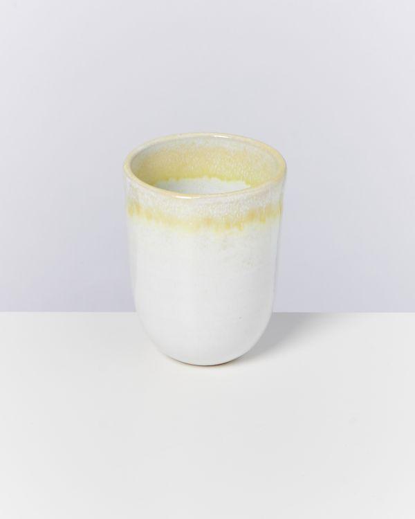 COPA ALTO - Set of 4 Cups big yellow 2
