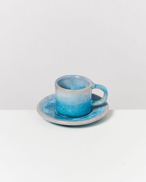 Cordoama - Espresso saucer aqua 2
