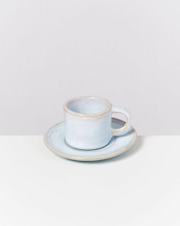 Cordoama Espresso-Untertasse azur 2