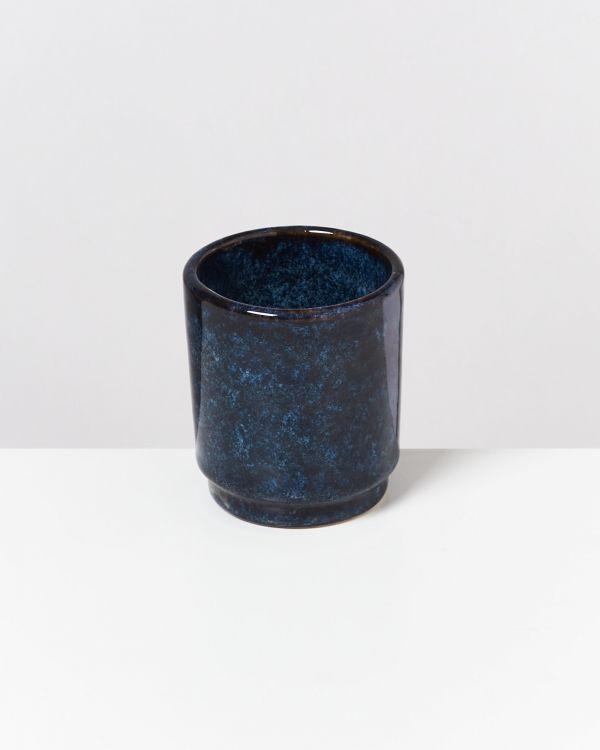 CORDOAMA - Set of 6 Cups dark blue 2
