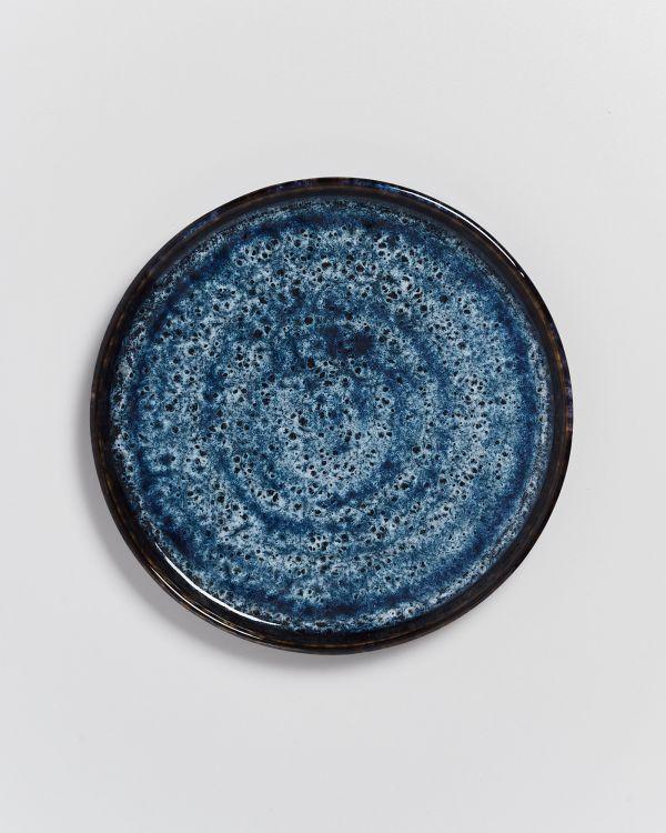 CORDOAMA – Plate small darkblue 2