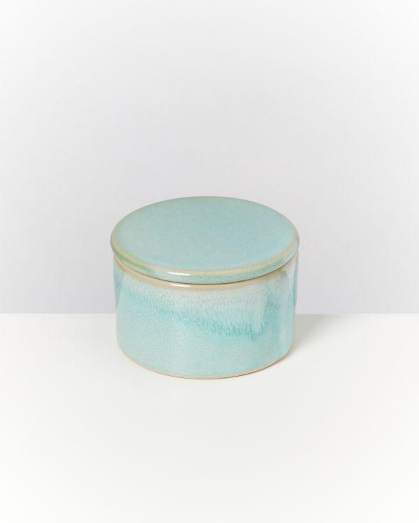 CORDOAMA – Bowl with lid mint 2