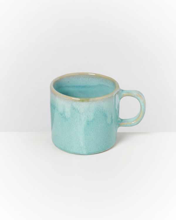 CORDOAMA - Set of 6 Mugs small mint 2